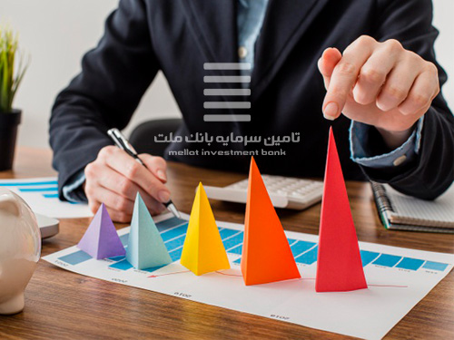 کارنامه موفق تامین سرمایه بانک ملت