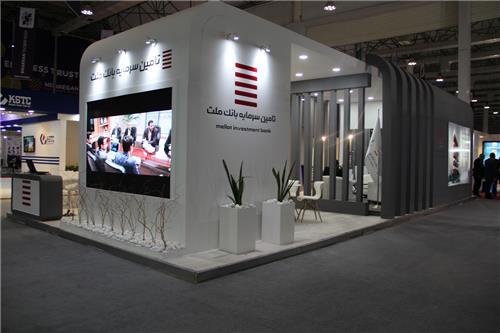 تامین مالی-حضور شرکت تامین سرمایه بانک ملت در نمایشگاه و همایش تخصصی حمایت از ساخت داخل در صنعت پتروشیمی